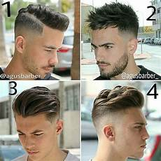agusbarber menshairworld choose your style of urban