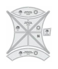 wedding ring quilt ruler creative grids double wedding ring template sewing and quilting ruler