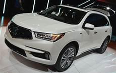 2020 Acura Mdx Aspec by 2020 Acura Mdx A Spec Exterior Interior Review Feature