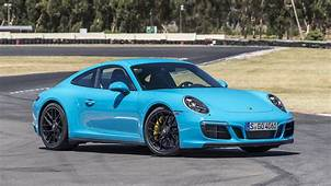 2017 Porsche 911 Carrera GTS First Drive Falling For The