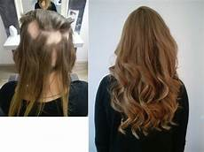 extensions vorher nachher hair extensions haarverl 228 ngerung bei modefriseur pohl