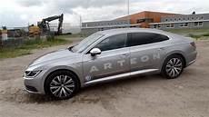 Volkswagen Arteon Elegance 2017 2018 Dsg Grijs Metallic