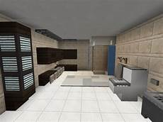 Bathroom Ideas On Minecraft by 3 Modern Bathroom Designs Minecraft Project