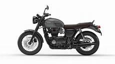 2017 Triumph Bonneville T120 Black Review