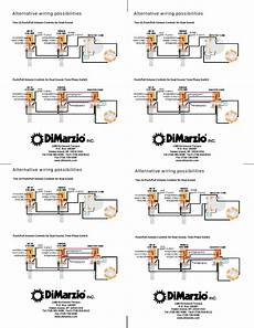 dimarzio dp120 wiring diagram wiring library