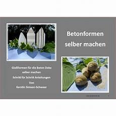 Deko Selber Machen Anleitung - garten moy beton deko selber machen anleitung