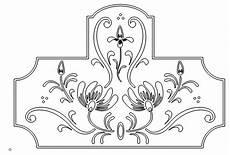 Blumen Malvorlagen Kostenlos Umwandeln Trennwand Mit Blumen Partition With Flowers Das