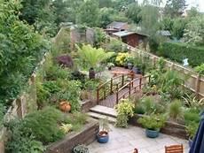 Narrow Garden Design The Interior Design