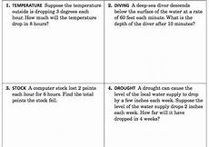 integer word problems more challenging practice questions mr m s library learning hub