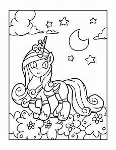 Malvorlagen Einhorn Junge Free Unicorns Coloring Page For Beautiful
