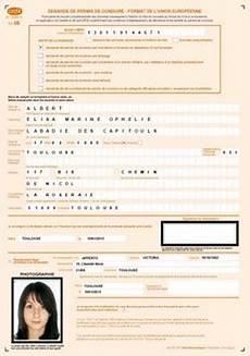 echange de permis de conduire cerfa permis de conduire