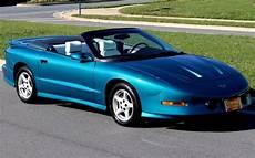 1996 Pontiac Firebird For Sale