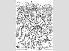 David verslaat Goliat (3)   GKV Apeldoorn Zuid