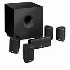 jbl scs145 5bk z 6 home cinema speaker system with