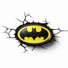lumin 225 ria 3d light fx dc rosto batman beek geek s stuff do batman logotipo do
