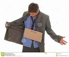 casa e affari uomo d affari senza casa con la scheda in bianco immagine
