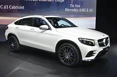 New Mercedes Glc Coupe Detailed Ny S Lights Carscoops