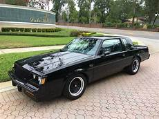 Buick Grand National 1987 Buick Grand National 20k Original Sold