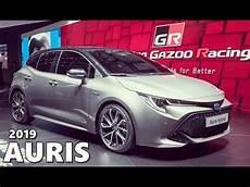 2019 toyota auris hybrid official trailer