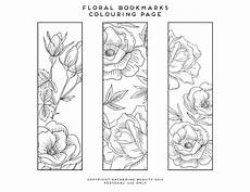 printable bookmarks coloring pages