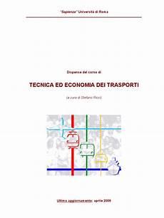 dispense di tecnica delle costruzioni dispense tecnica economia trasporti 0809 road vehicles