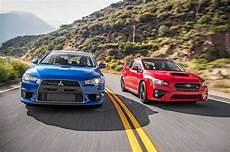 Subaru Or Evo by 9 Reasons Why The Mitsubishi Evo Is Better Than The