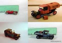 652 Best Images About Trucks & Buses Papercraft On