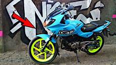 Pulsar 220 Modif by Top 5 Best Modified Pulsar 220 2017 Pulsar 220