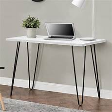 white home office furniture uk home office desk white owen retro study table 9327015comuk