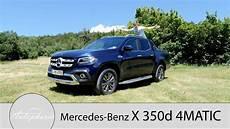 mercedes x klasse v6 2018 mercedes x 350d 4matic fahrbericht mid size