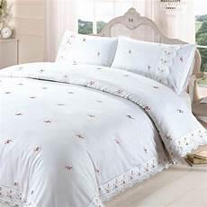 housse de couette vintage floral king size duvet cover set vintage