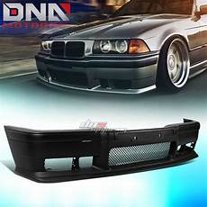 for 92 98 bmw e36 3series 1pc m3 style abs front bumper