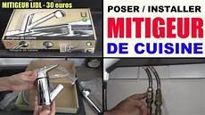 Installer Un Mitigeur De Cuisine Robinet Lidl Miomare