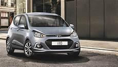 Hyundai Legt Das Sondermodelle I10 Yes Auf