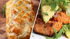 10 easy and fancy dinner recipes tasty youtube