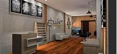 Lingkar Furniture Desain Barbershop