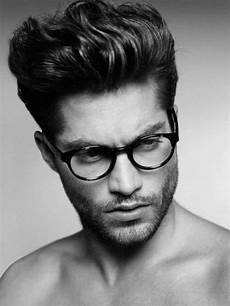 Modern Mens Pompadour Hairstyle 16 haircuts for wavy hair the best mens hairstyles