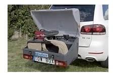 koffer für anhängerkupplung towbox v1 gris
