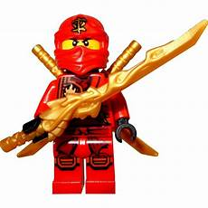 lego ninjago minifigur roter mit