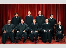 who are the 9 supreme court justices
