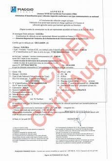 certificat de conformité remorque certifauto certificate of conformity c o c order your