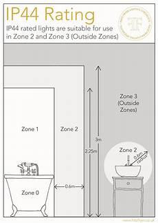 Ip21 Bathroom Zones by Clear Glass Globe Bathroom Wall Light Ip44 Hereford