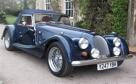 Classic Morgan Plus 8  Telegraph