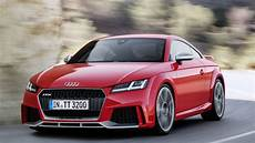 2017 Audi Tt Rs Coupe Catalunya Drive And Design