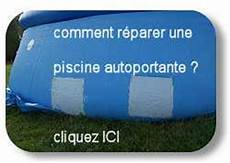 reparation piscine gonflable zodiac