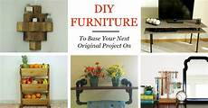50 diy furniture ideas to base your next original project