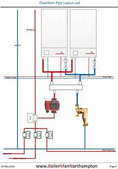 image result for low loss header piping diagram diagram plumbing header