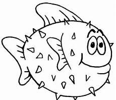 Malvorlage Fisch Din A4 Fische 21 Ausmalbilder Malvorlagen Tiere