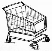 Store Cart  Drawing And Coloring Reference Pinterest