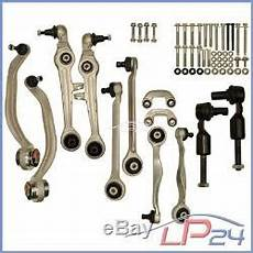 kit bras de suspension 14 pi 232 ces avant audi a4 b7 8e